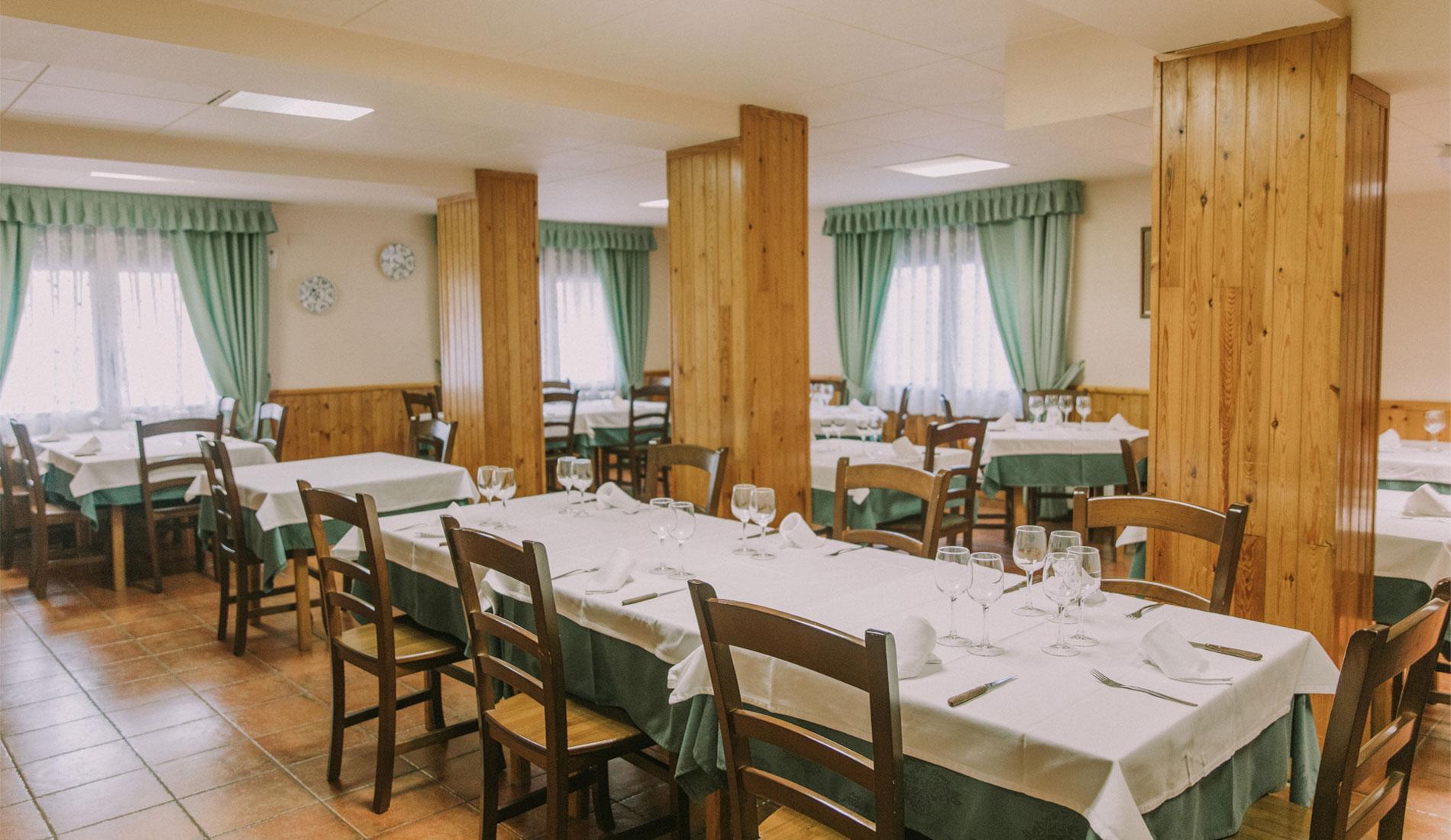 El nostre restaurant